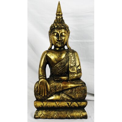 Brass Series Thai Buddha Statue