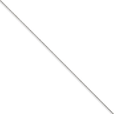 Jewelryweb Stainless Steel Ball Chain Necklace