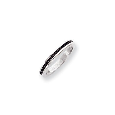 Jewelryweb Sterling Silver 2.75mm Eternity Band Ring