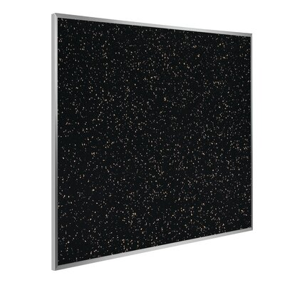 Ghent Recycled Rubber Bulletin Board