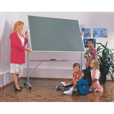 Ghent Double Sided Reversible Chalkboard