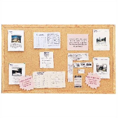 Ghent Premium Natural Corkboard