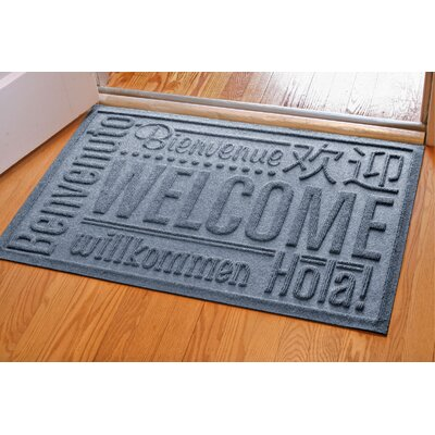 Bungalow Flooring Aqua Shield World Wide Welcome Mat