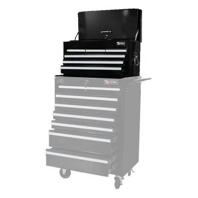 "Excel Hardware 26"" Steel Top Chest"