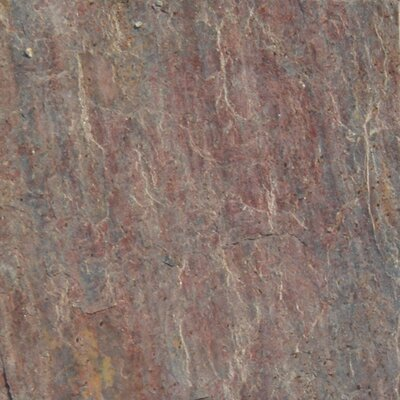 "MS International 12"" x 12"" Cleft Quartzite Tile in Copper"