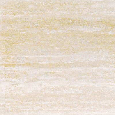 "MS International 12"" x 12"" Polished Travertine Tile in Roman Veincut"