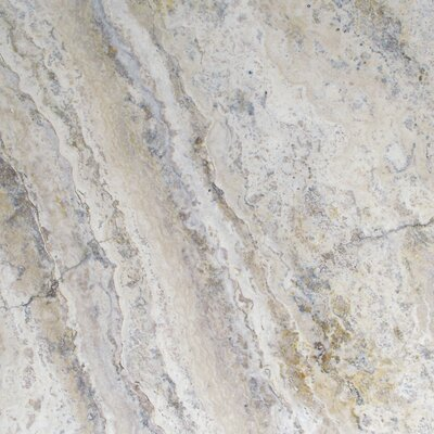 "MS International 18"" x 18"" Honed Travertine Tile"