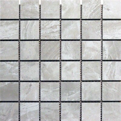 MSI Pietra Pearl 2 X 2 Porcelain Polished Floor And Wall Mosaic T