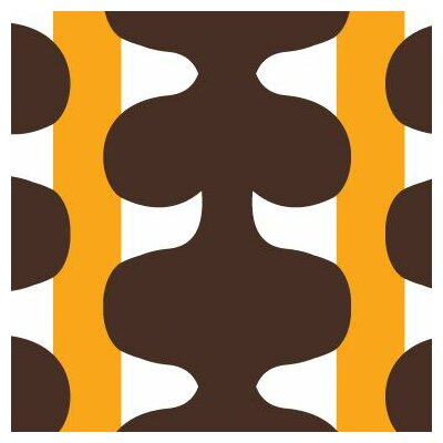 Avalisa Pattern 115 Stretched Canvas Art