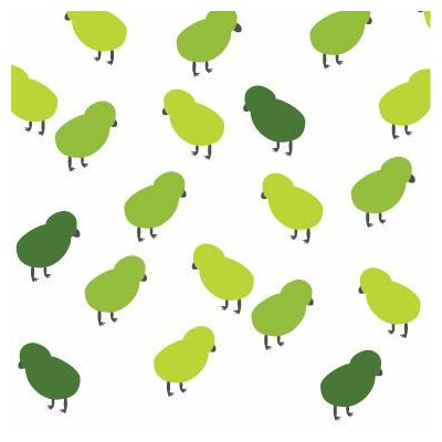 Avalisa Animal - Chicks Stretched Wall Art