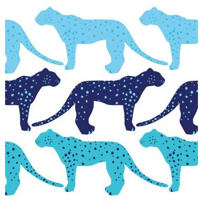 Avalisa Animal - Cheetah Stretched Wall Art