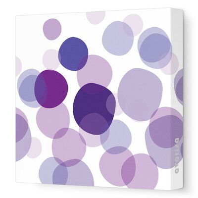 Avalisa Imaginations Bubbles Stretched Canvas Art