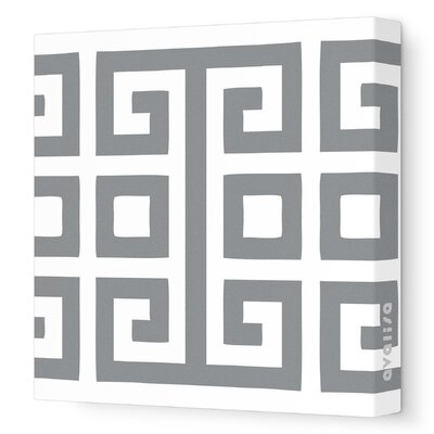 Avalisa Pattern - Big Square Stretched Wall Art