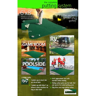 Golf Gifts & Gallery Complete Putting System