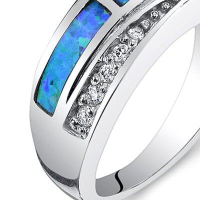 Oravo Fiery Opal Ring