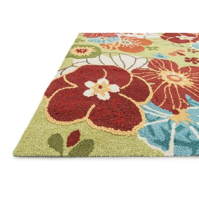 Loloi Rugs Juliana Apple Green Rug