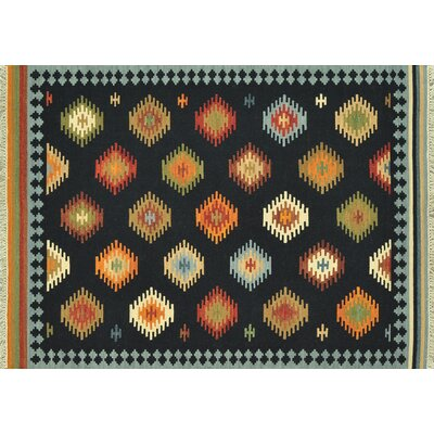 Loloi Rugs Isara Black/Multi Rug