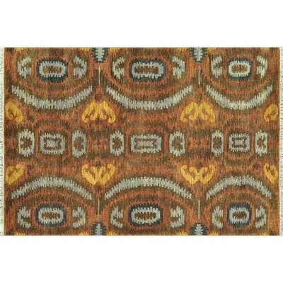 Loloi Rugs Spencer Blue / Cinnamon Rug