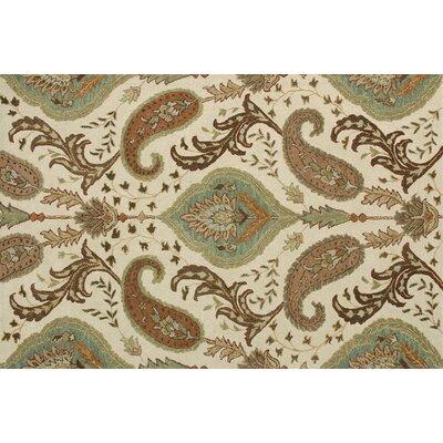 Antalya Ivory / Multi Rug