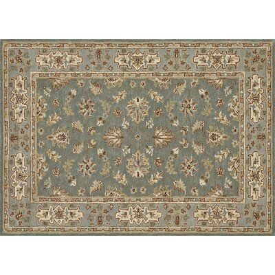 Fairfield Teal/Slate Rug