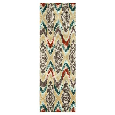 <strong>Loloi Rugs</strong> Leyda Light Gold Rug