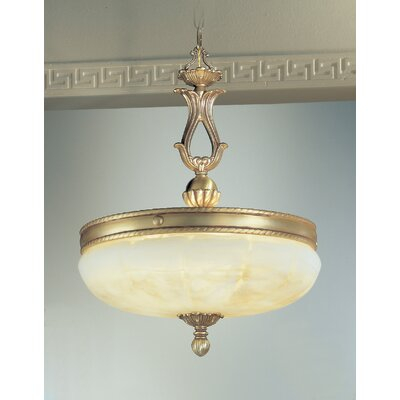 Alexandria II 5 Light Inverted Pendant