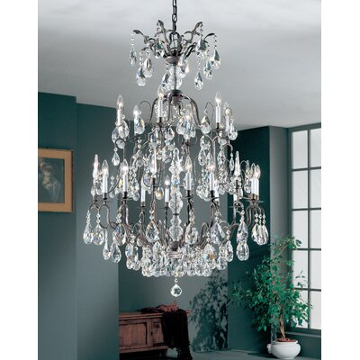 Classic Lighting Versailles 19 Light Chandelier