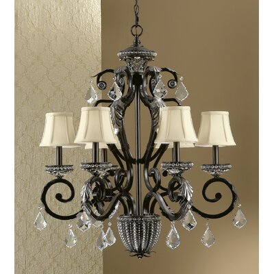 Alexis 6 Light Chandelier