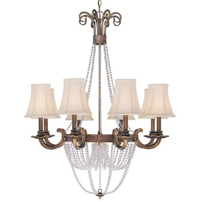 Grace 8 Light Chandelier