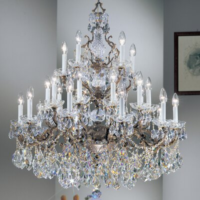 Classic Lighting Madrid Imperial 2 Light Chandelier