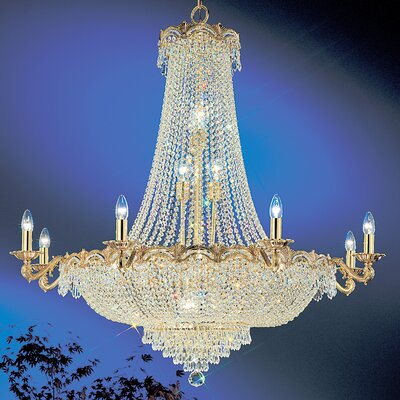 Classic Lighting Regency II 20 Light Chandelier