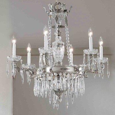 Duchess 6 Light Chandelier
