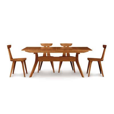 "Copeland Furniture Audrey 72 - 96""W Extension Dining Table"