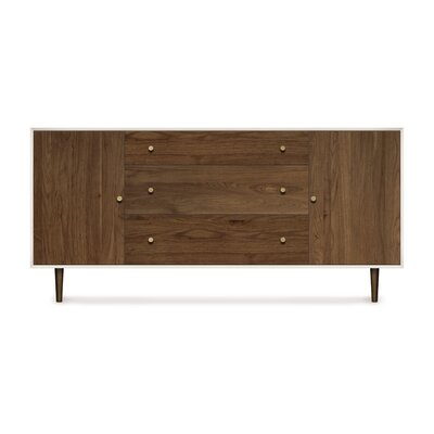 Mimo 2 Door and 3 Drawer Dresser