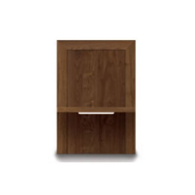 Moduluxe Nightstand with Shelf for Storage Bed Configuration