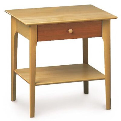 Sarah 1 Drawer Nightstand