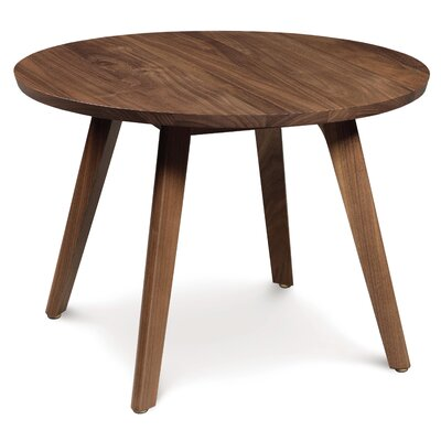 Copeland Furniture Catalina Side Table in Slate Walnut