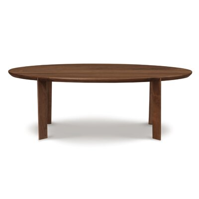 Copeland Furniture Hancock Oval Coffee Table