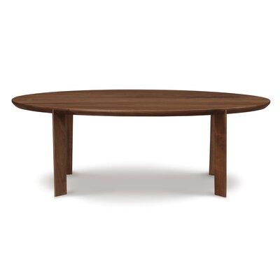 Copeland Furniture Hancock Oval Coffee Table