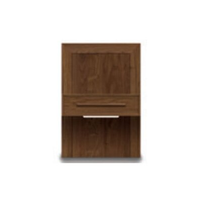 Copeland Furniture Moduluxe Nightstand for Storage Bed Configuration