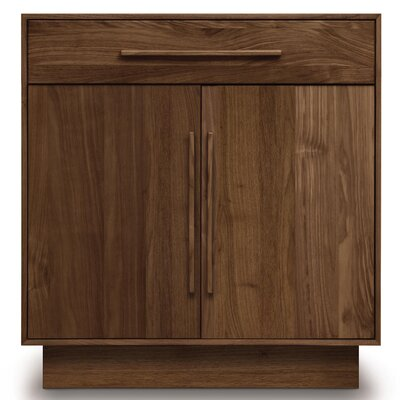 Moduluxe 2 Door and 1 Drawer Dresser