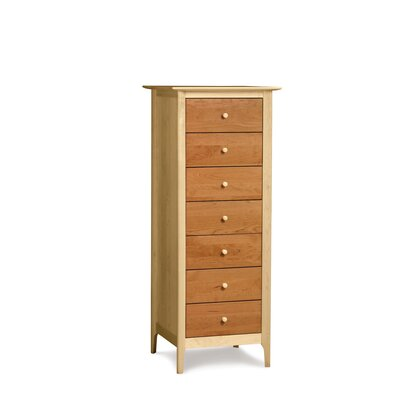 Copeland Furniture Sarah 7 Drawer Chest