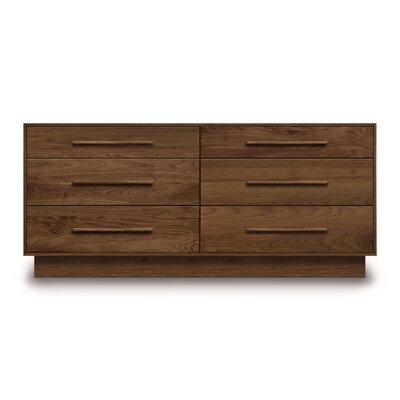 Copeland Furniture Moduluxe 6 Drawer Chest