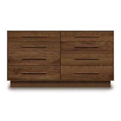 Copeland Furniture Moduluxe 8 Drawer Dresser