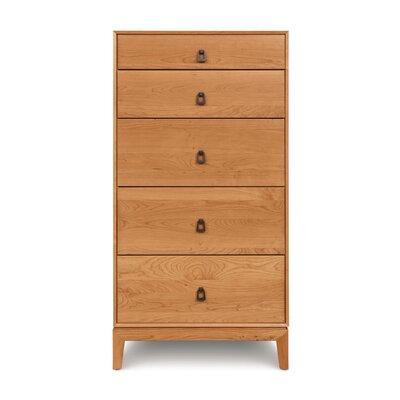 Copeland Furniture Mansfield 5 Drawer Chest