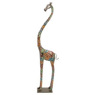Aspire Tall Colorful Giraffe