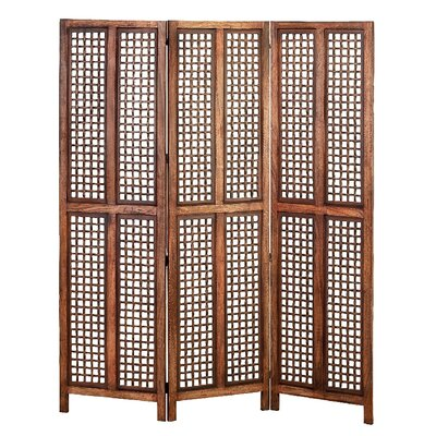 Aspire Wood Room Divider