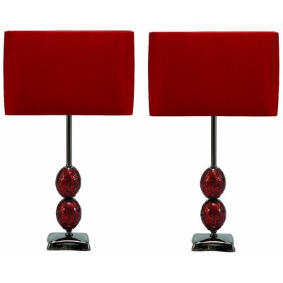Aspire Lucas Modern Table Lamp (Set of 2)