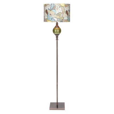 Aspire Paisley Floor Lamp