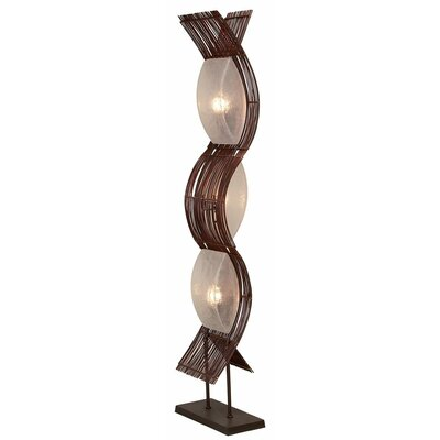 Aspire Liam Abstract Floor Lamp